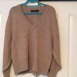 Stylish Zara neck sweater